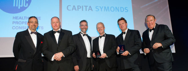 HPC wins Property Consultants of the Year award
