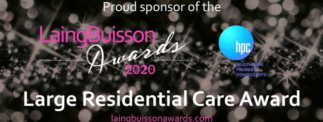 HPC Confirms Sponsorship of 2020 LaingBuisson Awards