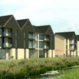 Development Site for Care Home and Extra Care Apartments