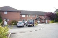 Elm Lodge care home in Chesterfield